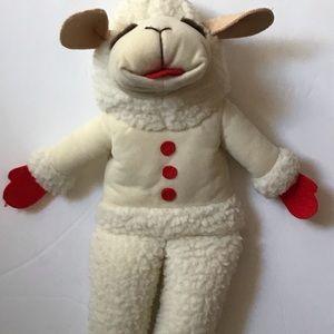 Other - Lamb chop puppet
